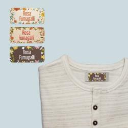 Ludisticks: adesivi per vestiti/ Casa di Riposo