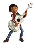 Le etichette Coco della Disney