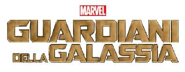 Logo Guardiani della Galassia
