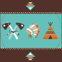 Tema Indiani d'america