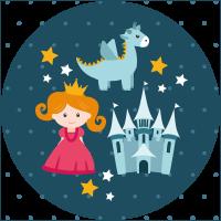Principesse e suo drago