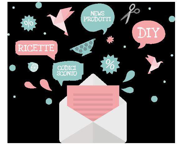 Aggiungiti alla nostra lista di contatti e ricevi le nostre offerte
