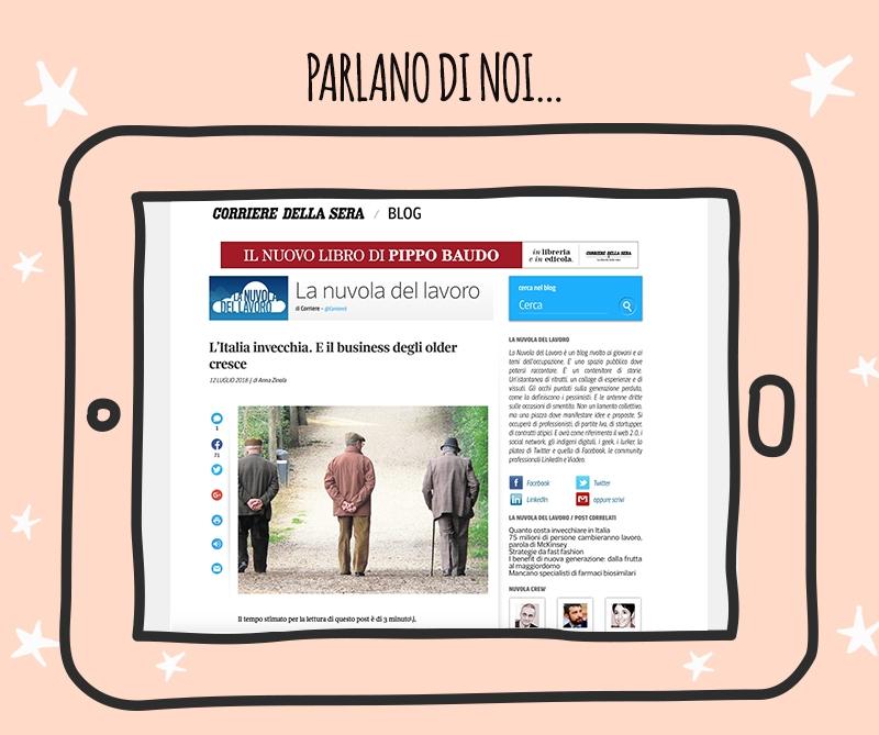 Corriere de la Sierra parla di Ludilabel