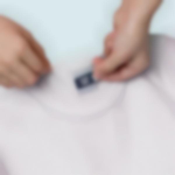 3 ludisticks adesivi etichette vestiti animaletti