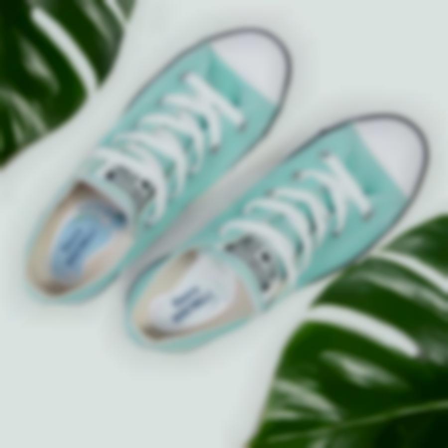3 pacchetto etichette personalizzate scarpe tropical