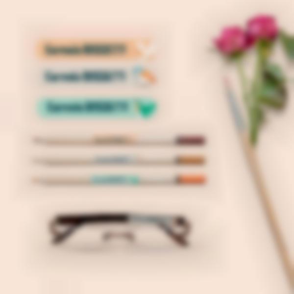 5 pacchetto etichette effetti personali occhiali anziani 1