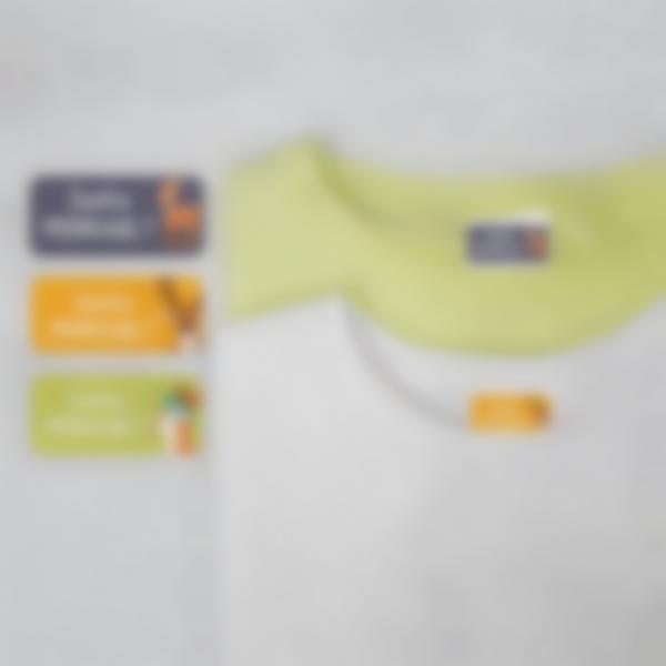 7 pacchetto etichette gite viaggi scolastici