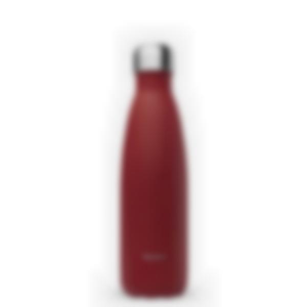 borraccia termica acciaio inox granite rosso 500ml