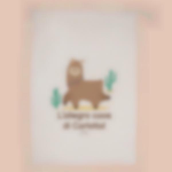 borsa bucato tessuto alpaca xl