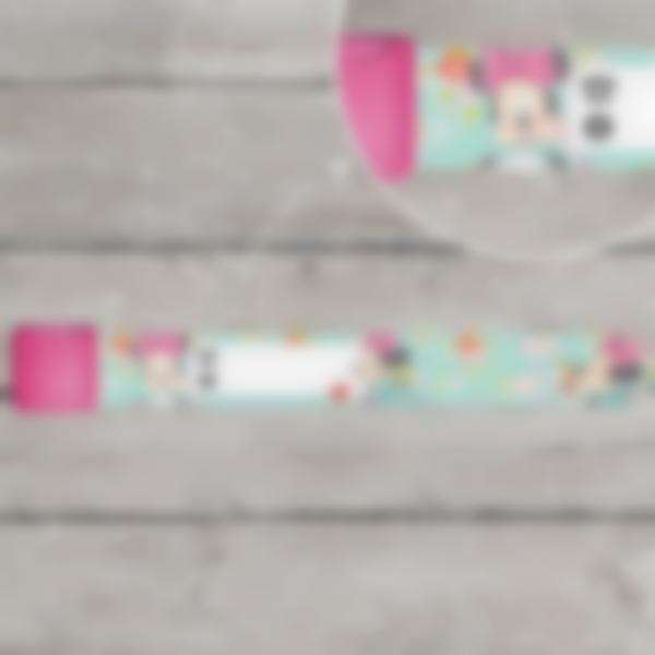 bracelet identification securite enfant minnie 2