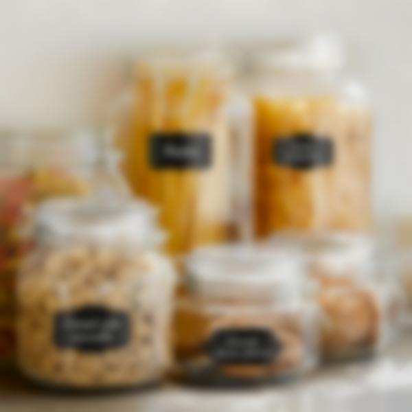 etichette adesive lavagnetta pasta