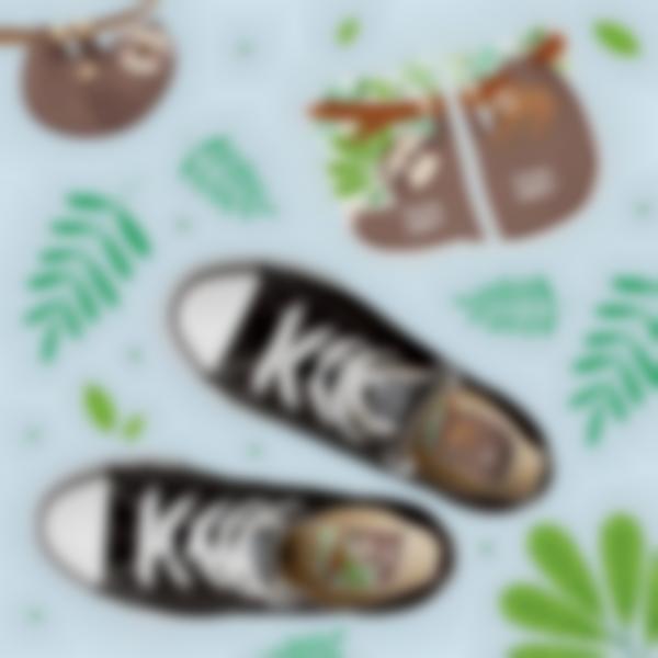 etichette intuitive per scarpe bradipo 1