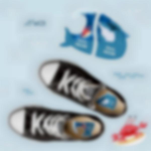 etichette intuitive per scarpe squalo 1