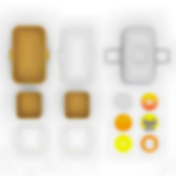 lunchbox bambini monbento tresor giallo moutarde 03