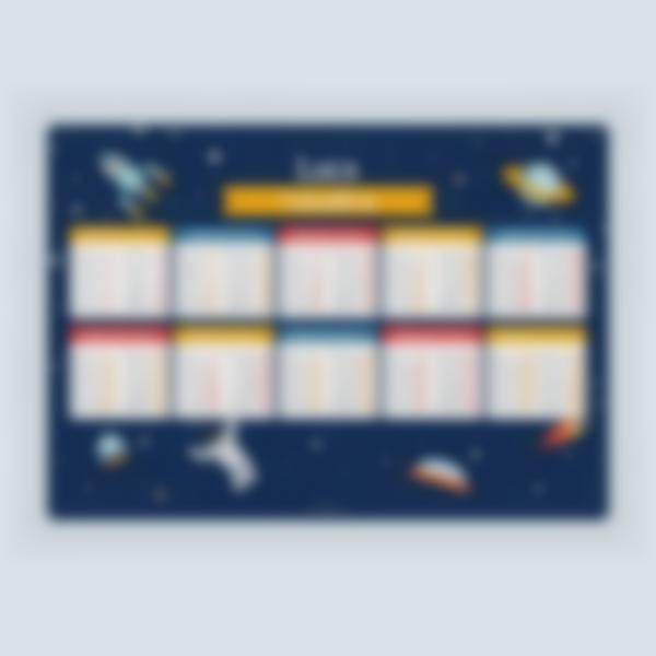 poster educativo tabelle delle moltiplicazioni spazio 1 1