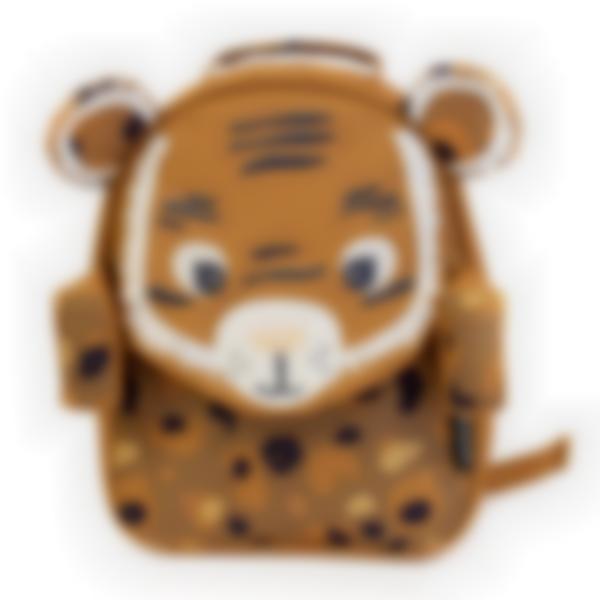 sac a dos animaux mochila zaino deglingos tiger recto