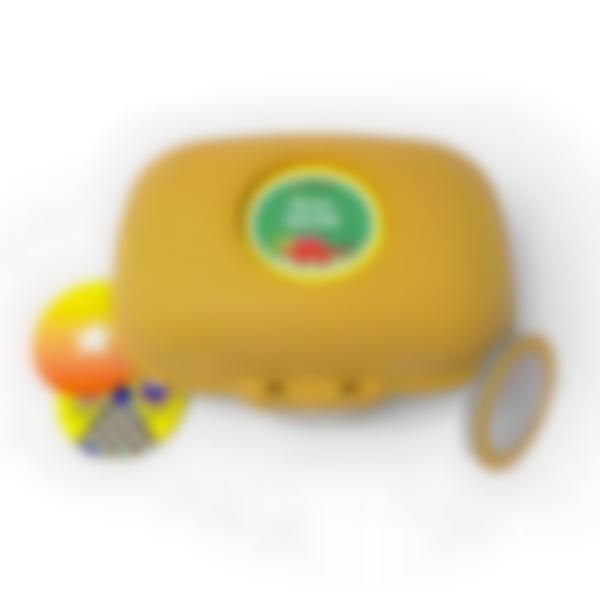 scatola della merenda monbento gram giallo moutarde funky dino 01 1