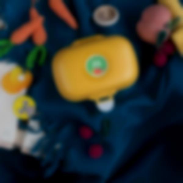 scatola della merenda monbento gram giallo moutarde funky dino 03