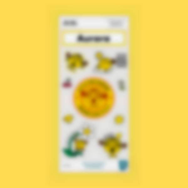 sticker mister men sunshine borracia  0