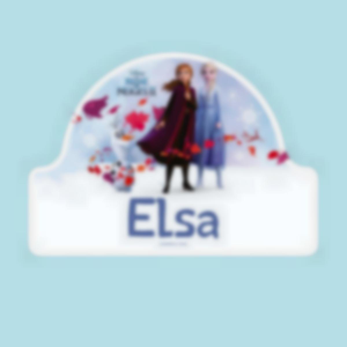 stickers porte disney frozen reine des neiges