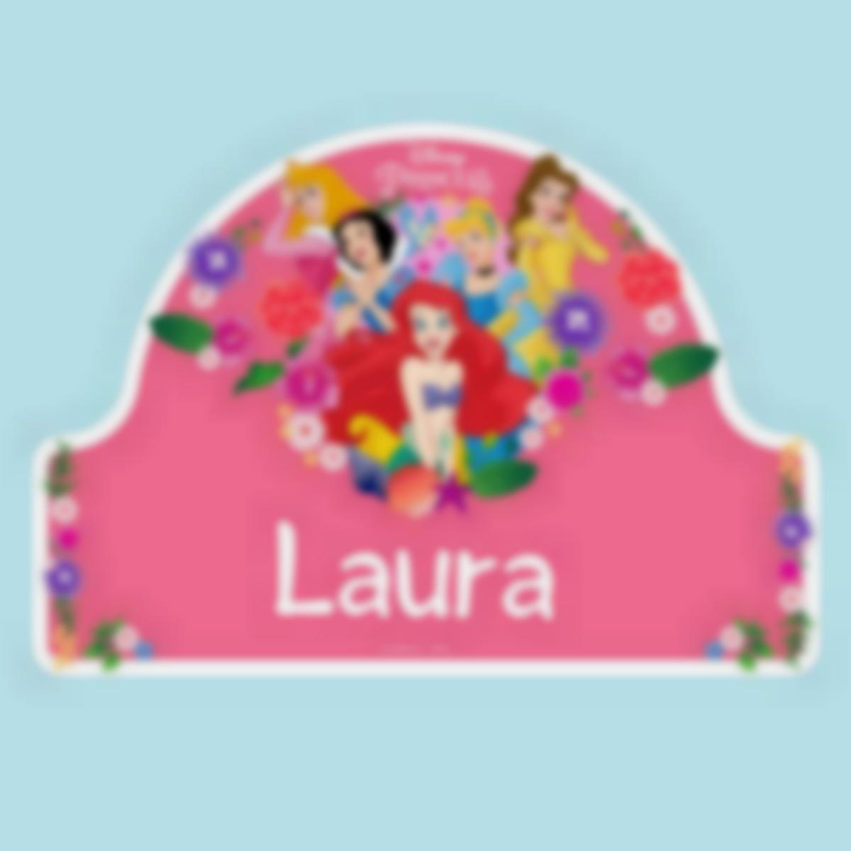 stickers porte disney princesses 2