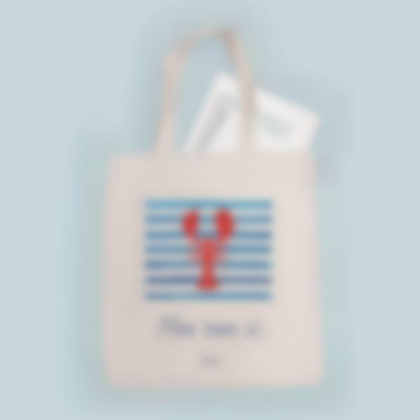 tote bag personnalise frenchy 1