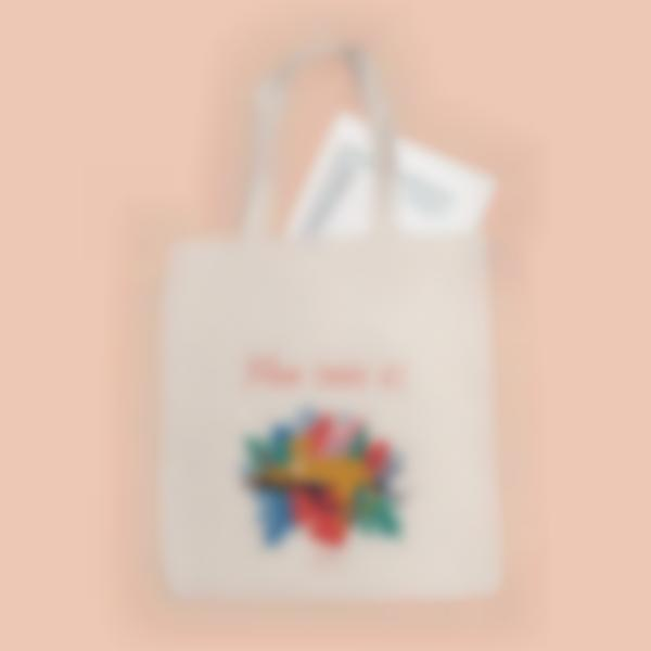 tote bag personnalise jungle vibes 1