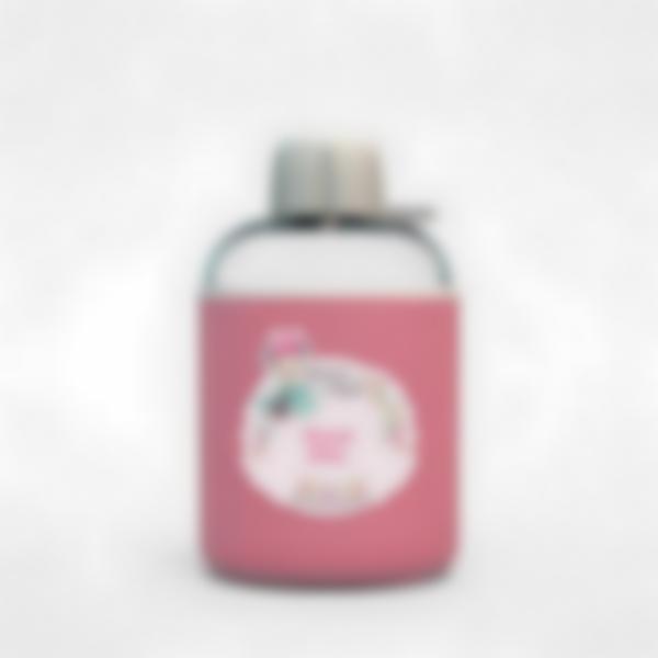 Borraccia termica personalizzata rosa – Disney Minnie