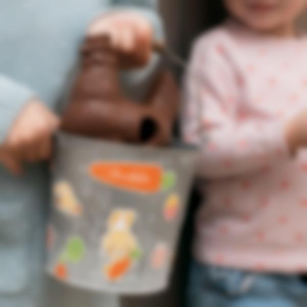 Etichette decorative per il cesto della caccia alle uova