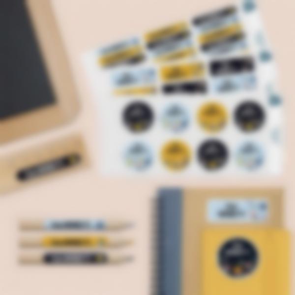 Pacchetto materiale scolastico