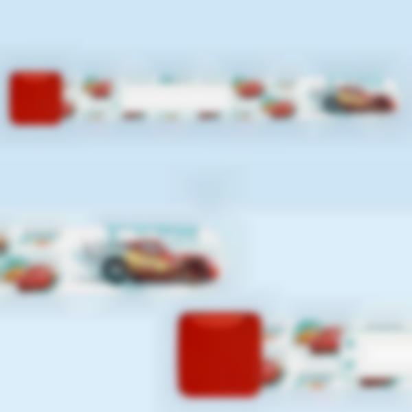 Braccialetto identificativo per bambini - Disney Pixar Cars 3 Bianco