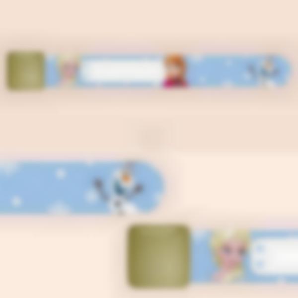 Braccialetto identificativo per bambini - Frozen Disney
