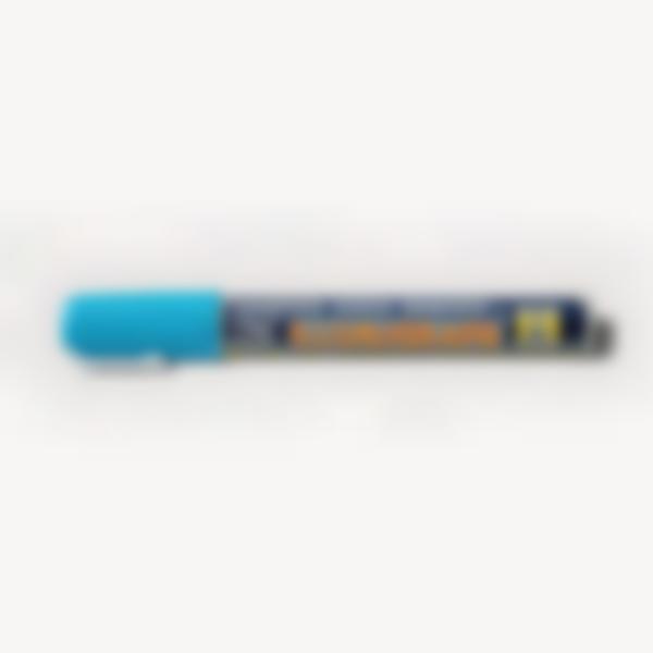 Pennarello a gesso liquido - Azzurro