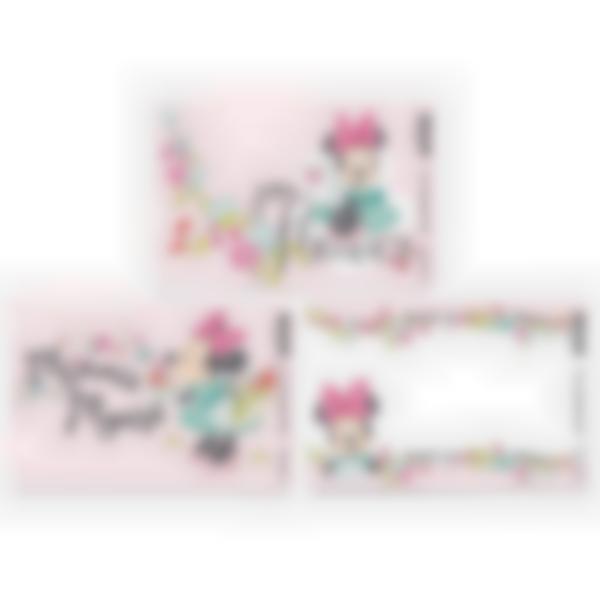 Kit di 3 carte extra per la Ludibox - Porta merenda – Disney Minnie