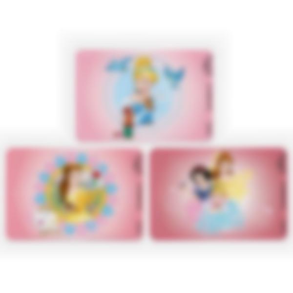 Kit di 3 carte extra per la Ludibox - Porta merenda – Disney Principesse