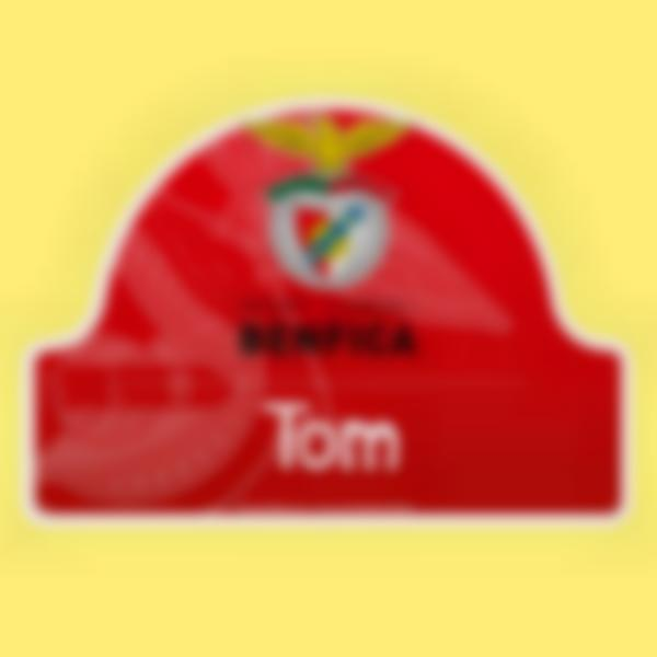 Adesivi porta cameretta - Benfica