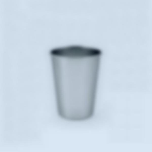 Bicchiere in acciaio inox