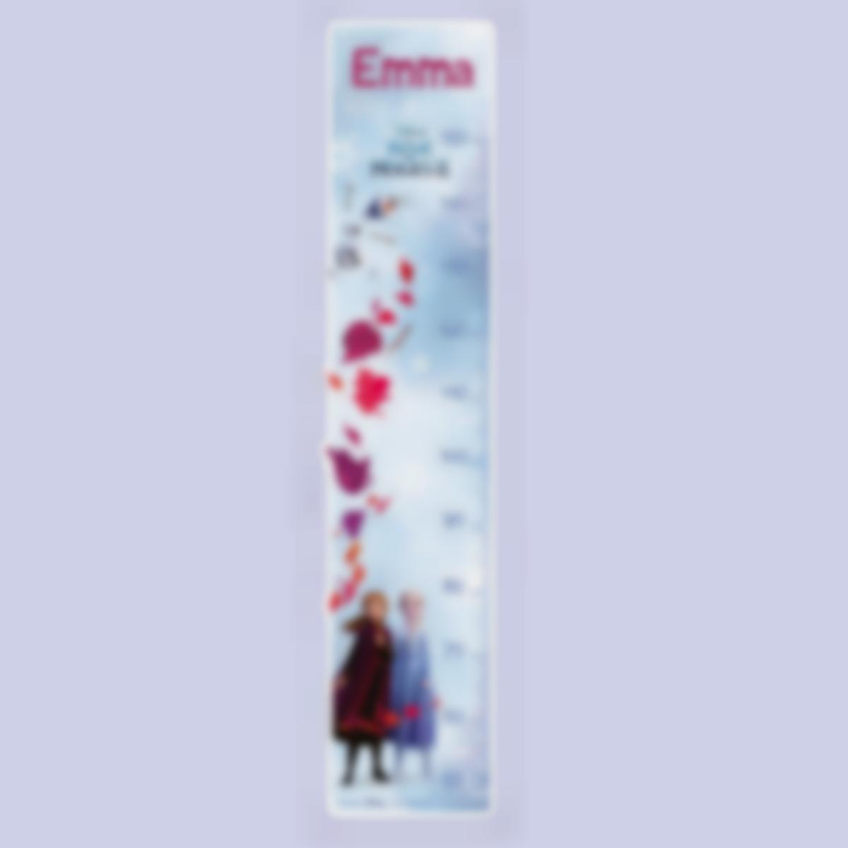 Metro da parete personalizzato - Frozen