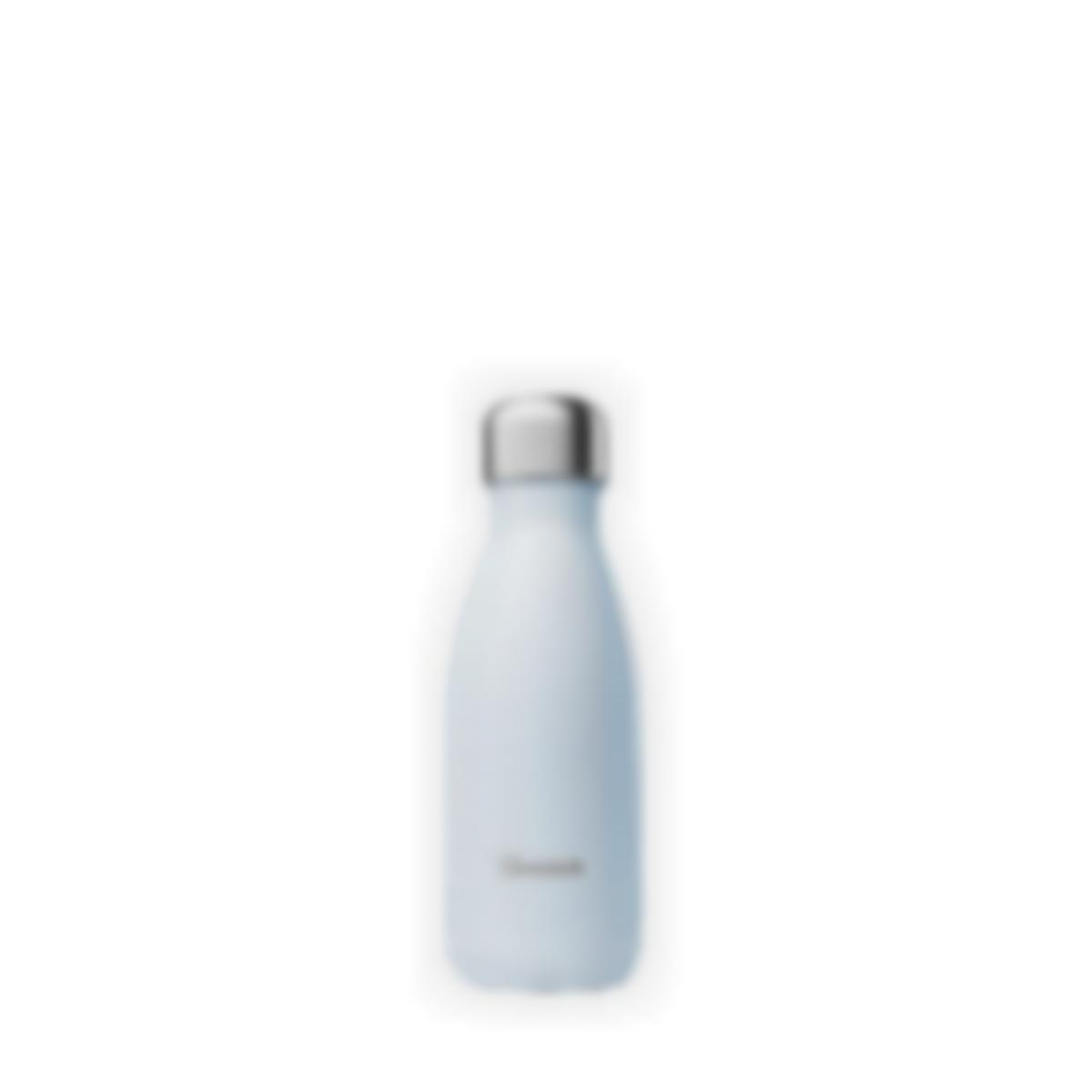 Borraccia Termica acciaio inox pastel blu - 260ml - Qwetch