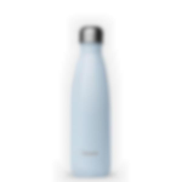 Borraccia Termica Azzurra - 500ml - Qwetch