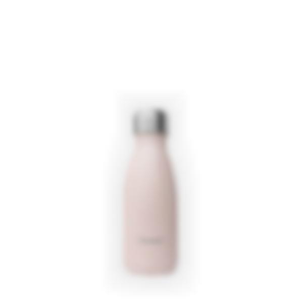 Borraccia Termica Pastel rosa - 260ml - Qwetch
