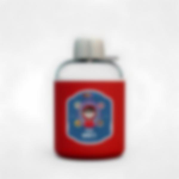 Borraccia termica personalizzata rosso - Disney Pixar Coco