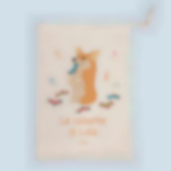 Piccola borsa portaoggetti - Calze - M