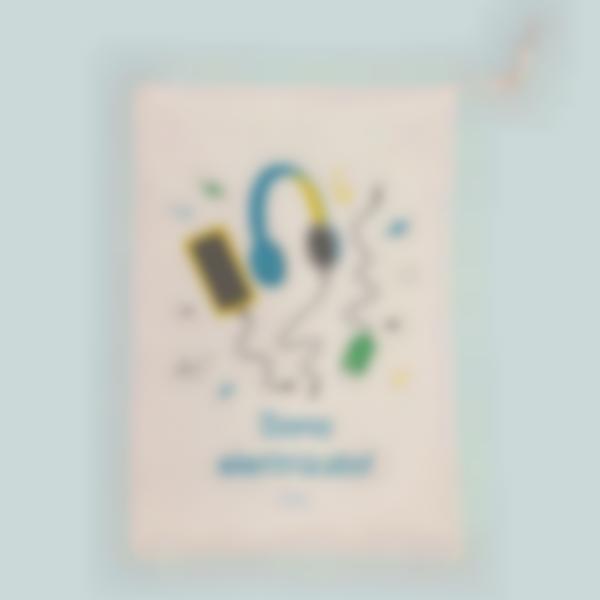 Piccola borsa portaoggetti - Cavi - M
