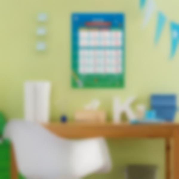 Poster Educativo - Coniugazioni