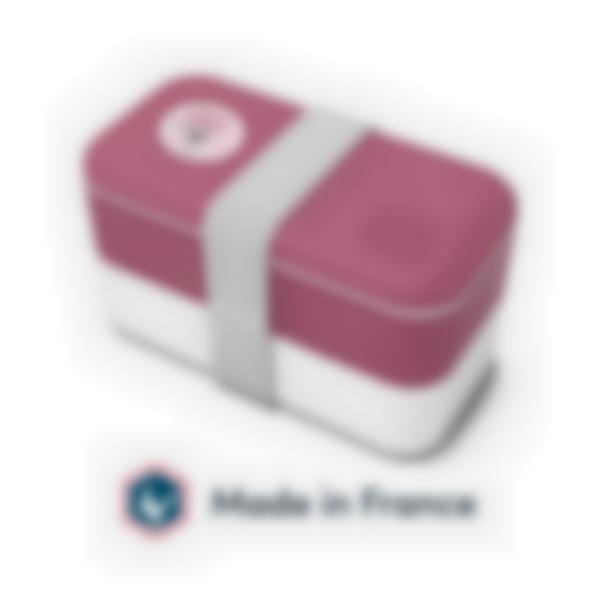 Scatola per adulti Rosa Blush - MB Original Monbento - Made in France