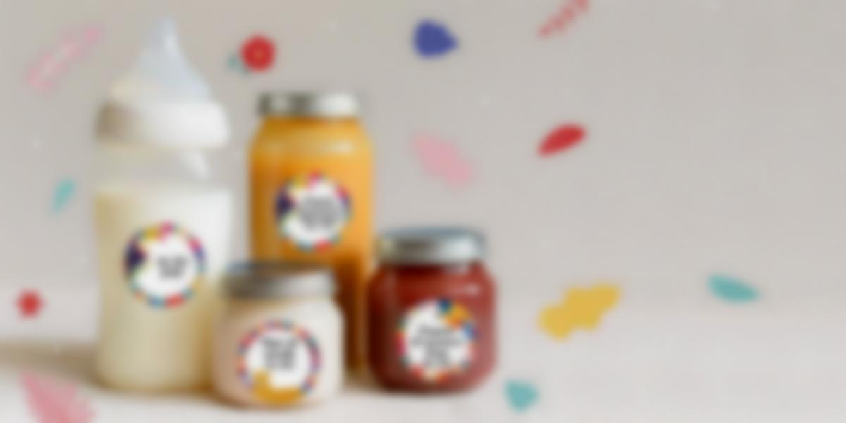 Etichette per contrassegnare barattoli di spezie