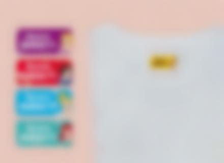 Etichette adesive Principesse Disney