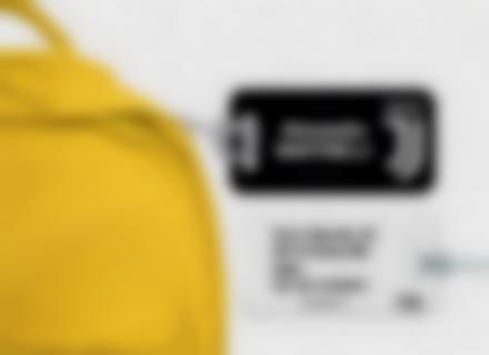 Etichette bagagli Juventus Football Club